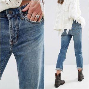 🎉NEW🎉 Free People Jasper Cropped Jeans